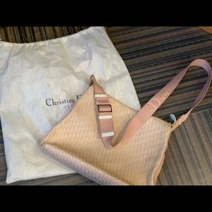 Authentic Vintage Christian Dior Crossbody Bag